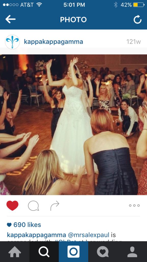 Kappa Kappa Gamma Instagram