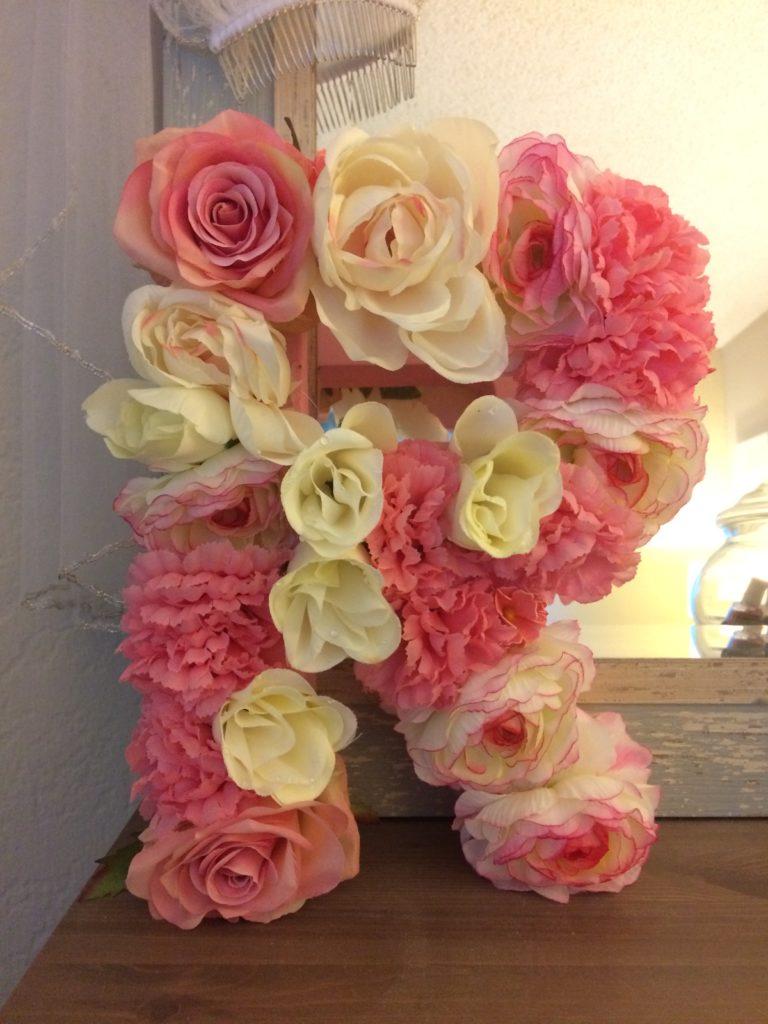 Floral R Single